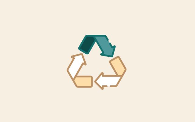 Utiliser des matériaux de récupération, matériaux de réemploi, matériaux recyclés